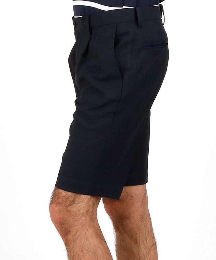 ST 速乾ワンタックショートパンツのコーディネート写真