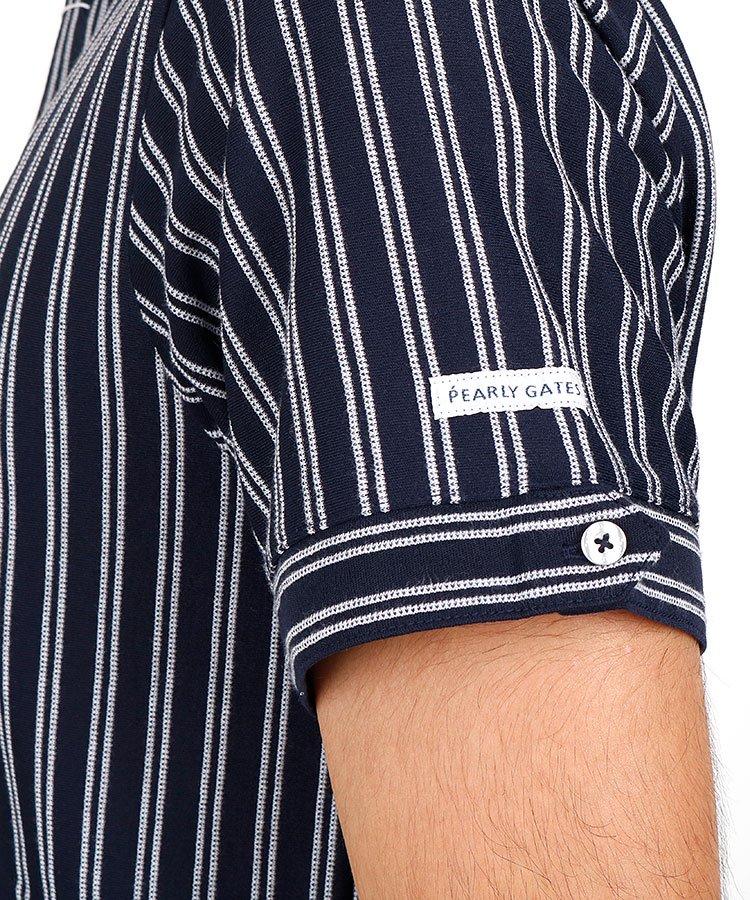 JB ダブルストライプシャツのコーディネート写真
