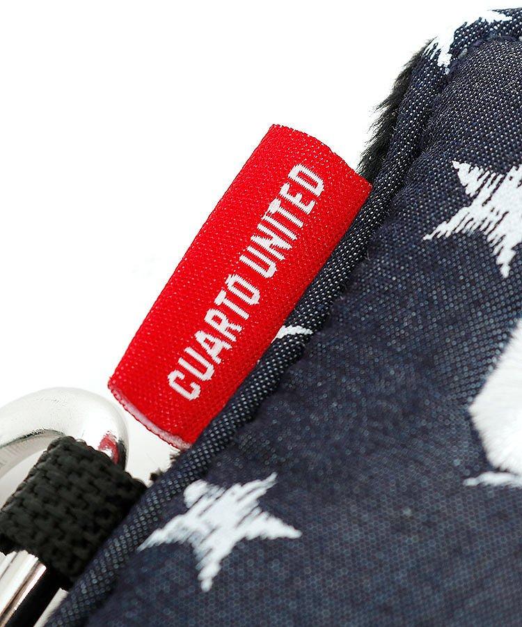 CU VintageStarドット★ブレードパターカバーのコーディネート写真