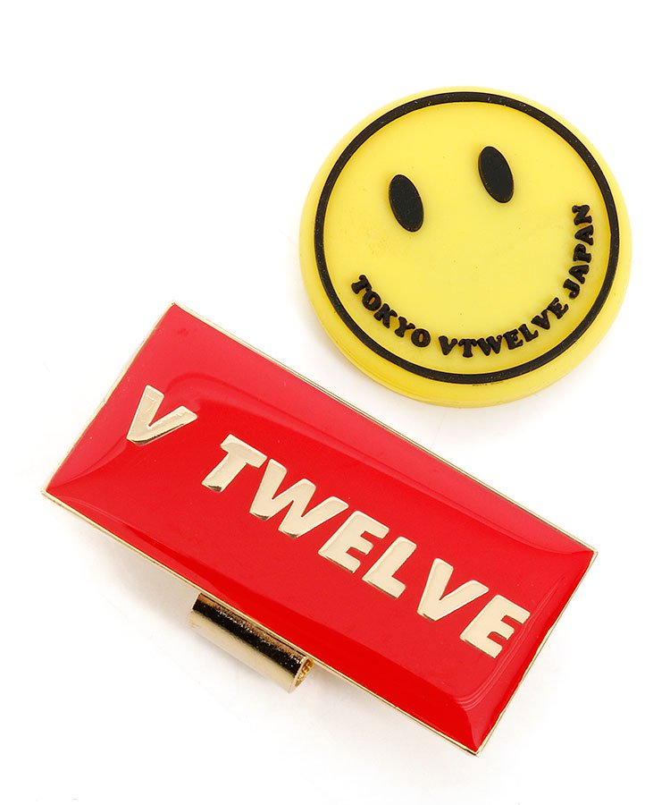 ヴィトゥエルブ VI SMILE♪シリコントップマーカー