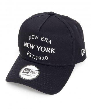 ニューエラ NE NewYork◆コットンキャップ