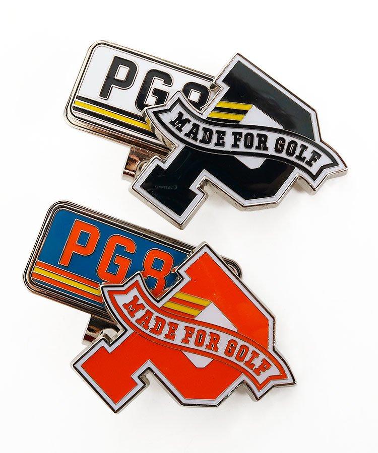 パーリーゲイツ PG 「P」ロゴ◆マーカー