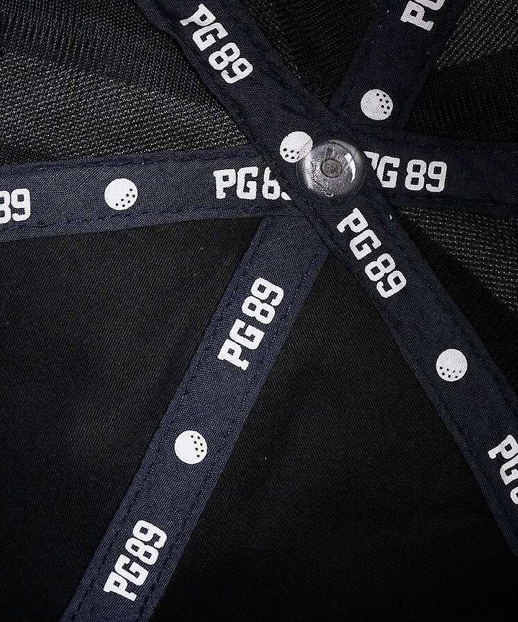 PG 選べるデザイン♪「89」キャップのコーディネート写真