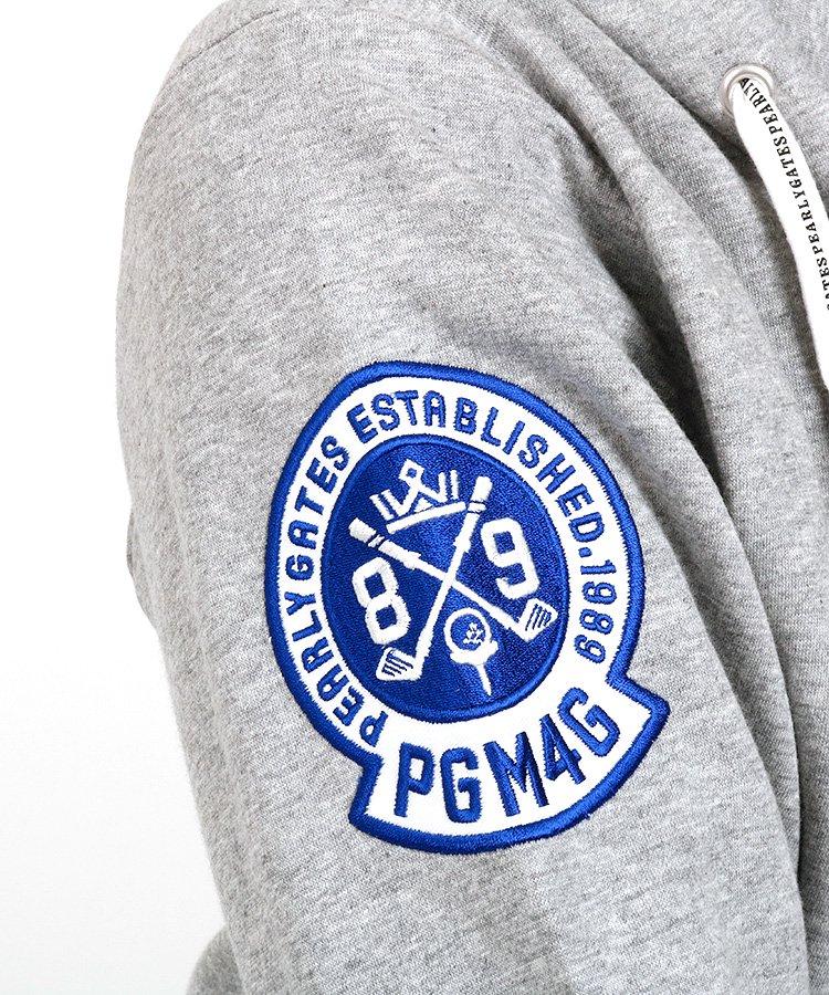 PG [サーモライト]定番パーカーのコーディネート写真