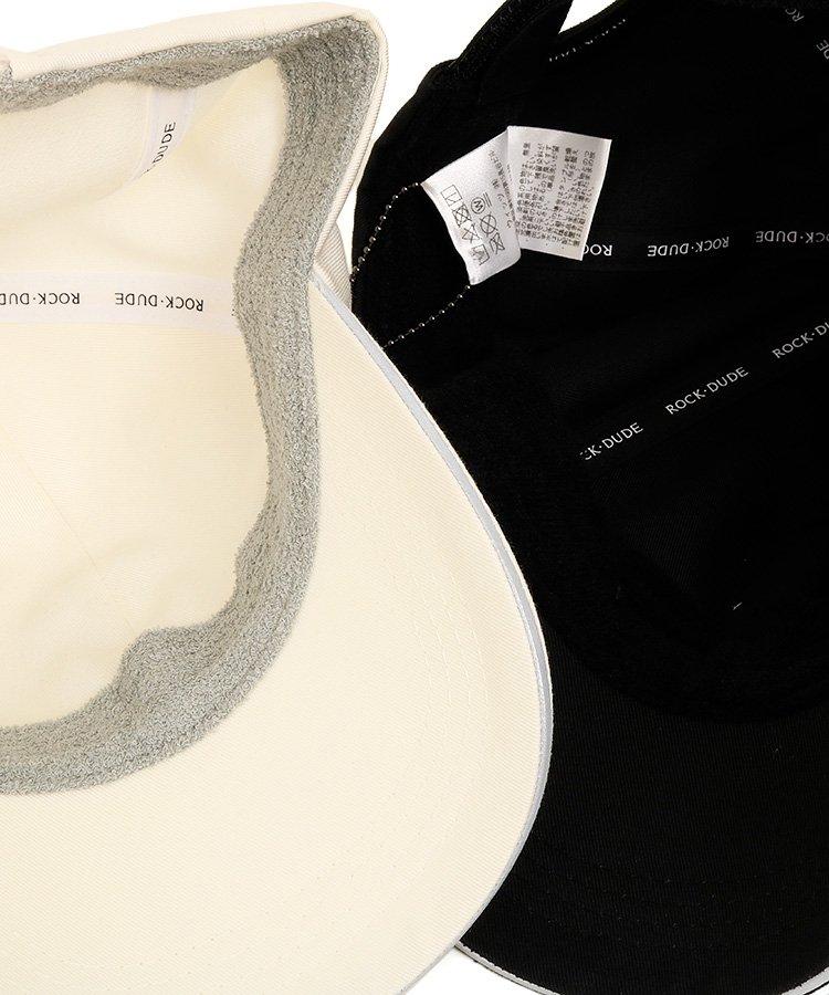 RD 【mutaコラボ】8ロゴキャップのコーディネート写真