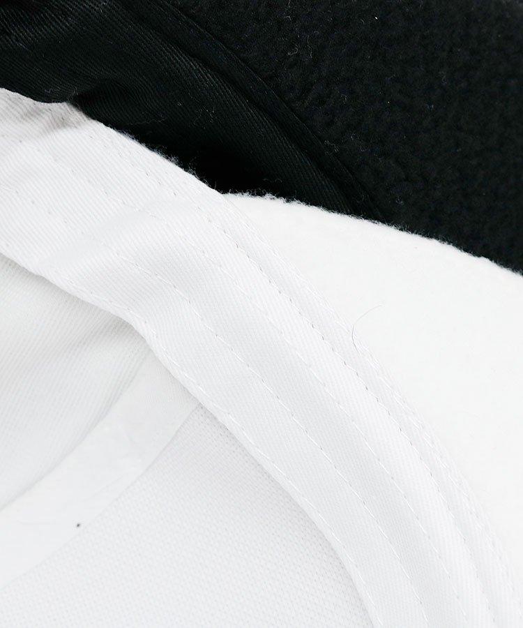 JB ボア◆Front刺しゅう平つばキャップのコーディネート写真
