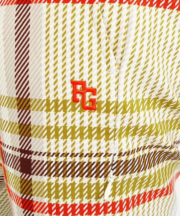 PG 【カタログ掲載】ビックチェックストレッチパンツのコーディネート写真