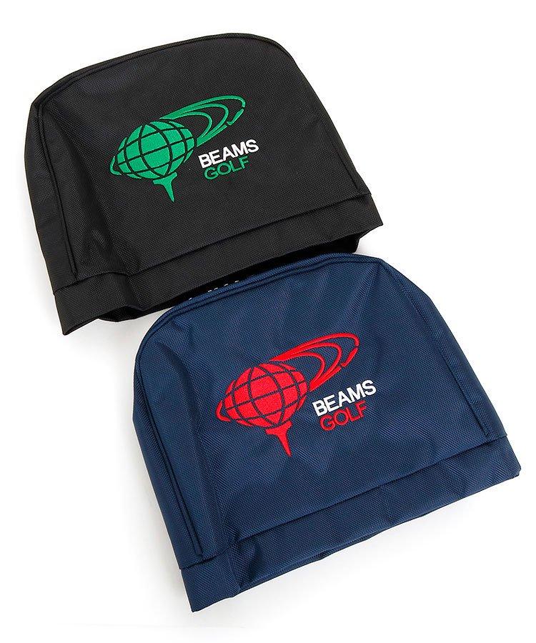 BEAMS BE ロゴ刺繍入りアイアンカバー