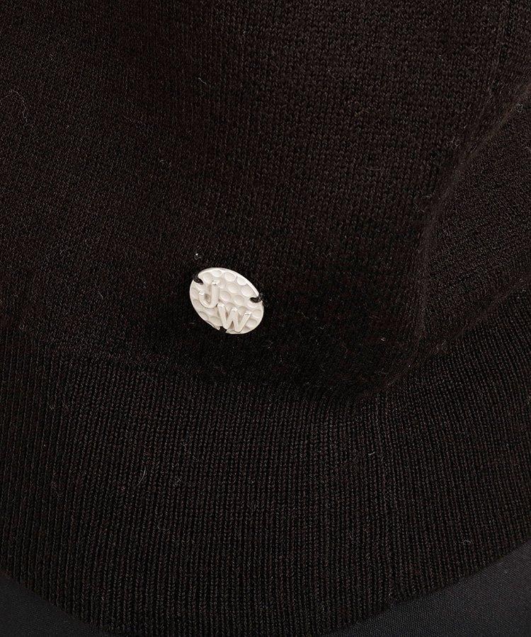 ST バックポケットハイネックニットカットソーのコーディネート写真