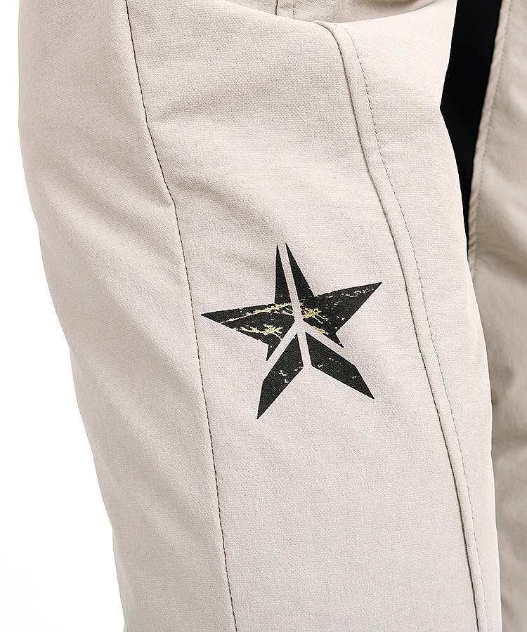 RD サイドSTAR中綿パンツのコーディネート写真