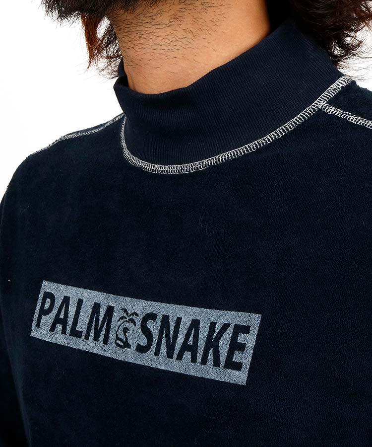 PA パイルモックネックのコーディネート写真