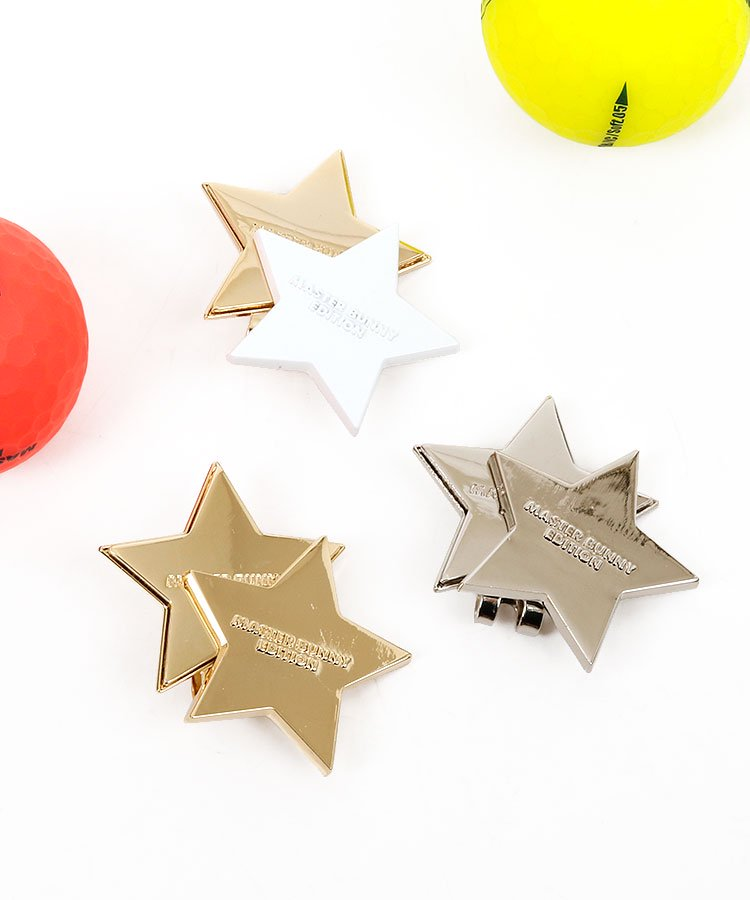 マスターバニー 19春夏新作 MB STAR型マーカー