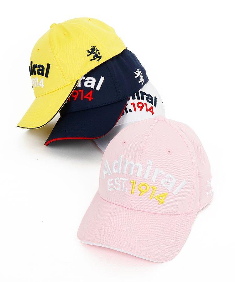 アドミラルゴルフ 19春夏新作 AM アドミラルツアーキャップ