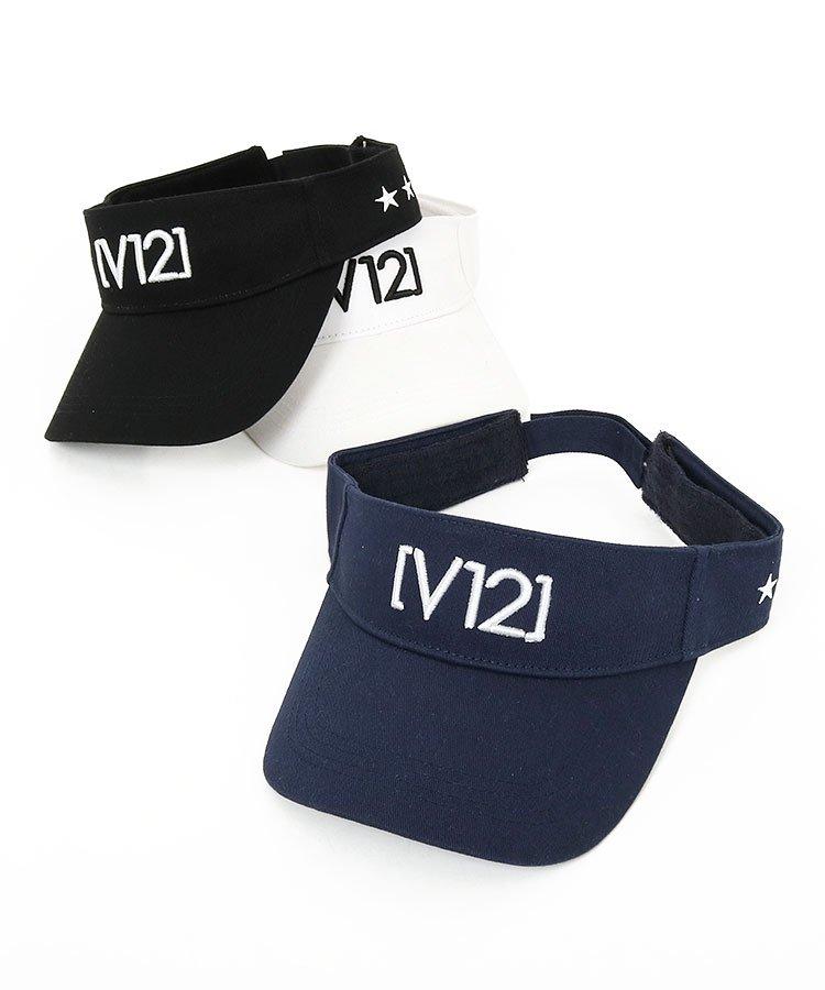 VI 「V12」シンプルサンバイザー