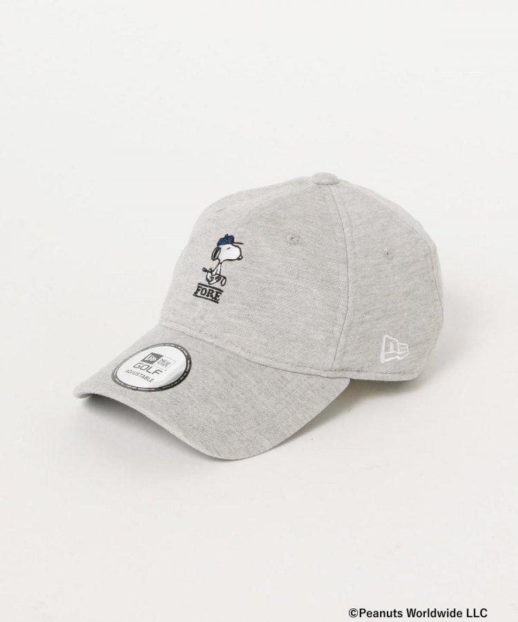 ビームスゴルフ 19春夏新作 BE NEWERA別注◆スヌーピーキャップ