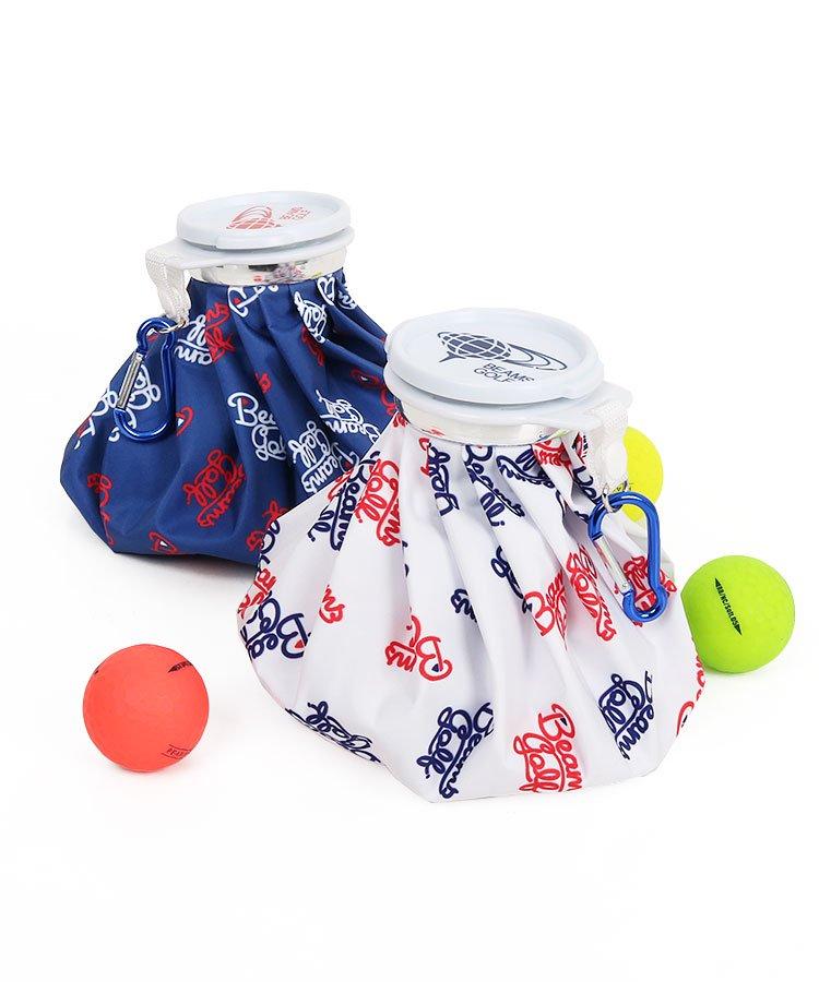 ビームスゴルフ 19春夏新作 BE ロゴデザイン★アイスバッグ