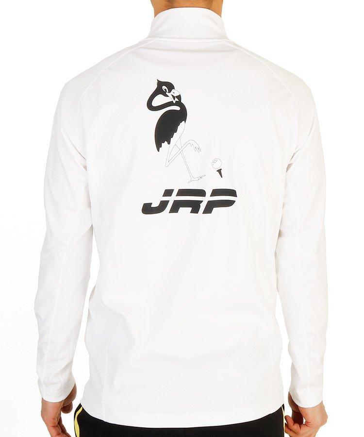 ジュン&ロぺ 20春夏新作 JR フラミンゴ柄プリント長袖プルオーバー