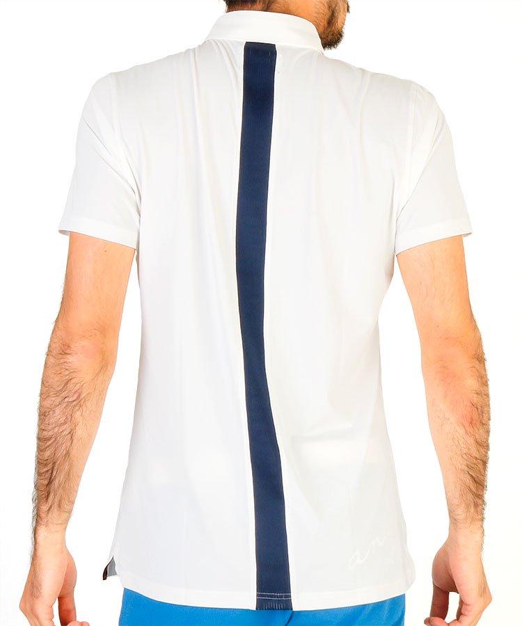 ブリーフィングゴルフ 20春夏新作 BR ブラインドロゴライン◆ポロシャツ