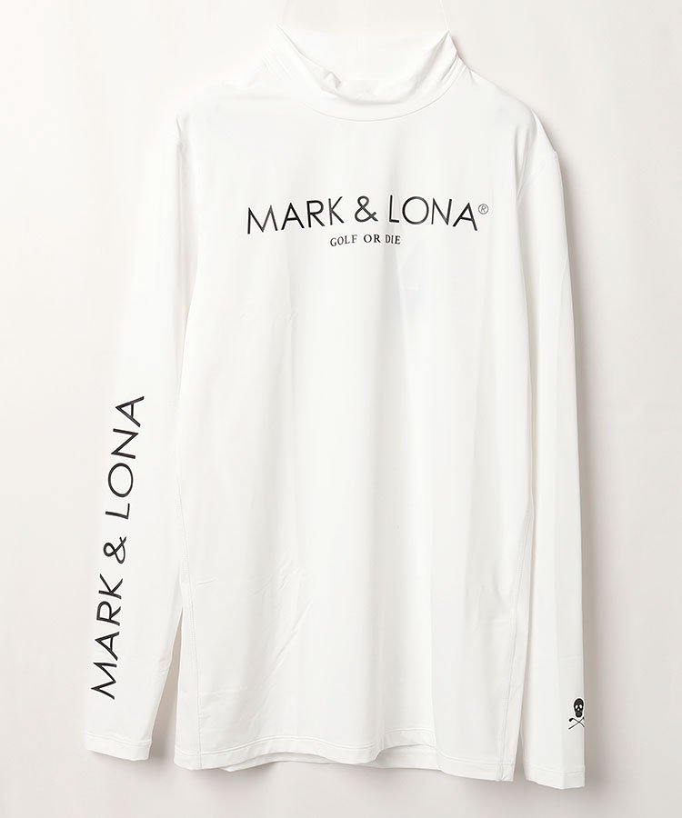 マーク&ロナ ML 高機能◆モックネックインナー