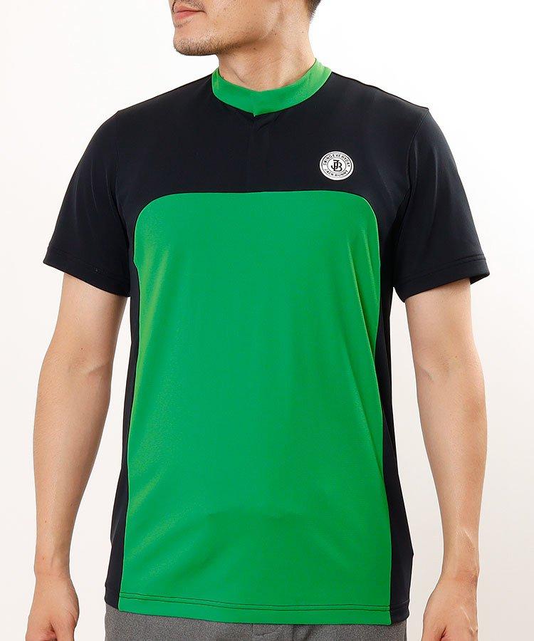 HIGUMAのイチオシ内商品 ジャックバニー JB 軽量◆バイカラー半袖カットソー