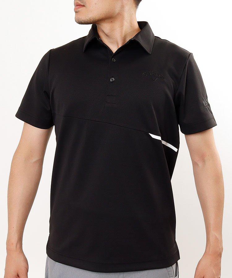 HIGUMAのイチオシ内商品 キャロウェイ CA 汗染みしにくい◆UV半袖ポロシャツ