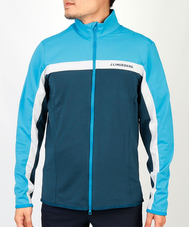 HIGUMAのイチオシ内商品 ジェイリンドバーグ JL 高機能◆フルジップLIGHTジャケット