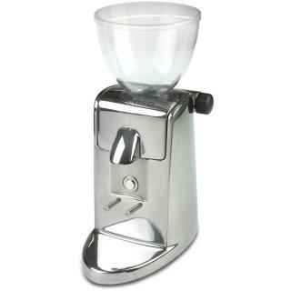 【送料無料】【ascaso/アスカソ】エスプレッソグラインダー i-mini grinder[ポリッシュド アルミニウム]