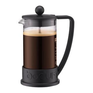 【bodum/ボダム】BRAZIL フレンチプレスコーヒーメーカー 0.35L[ブラック]