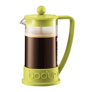 【bodum/ボダム】BRAZIL フレンチプレスコーヒーメーカー 0.35L[ライムグリーン]