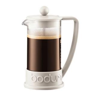 【bodum/ボダム】BRAZIL フレンチプレスコーヒーメーカー 0.35L[ホワイト]