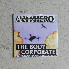 DVD ANTI HERO