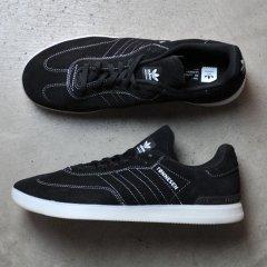 【セール】adidas アディダス サンバ SAMVA ADV【Gustav BLK ×WHT】skateboarding