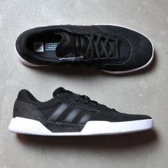 【セール】adidas アディダス シティカップ CITY CUP【BLK×WHT】skateboarding