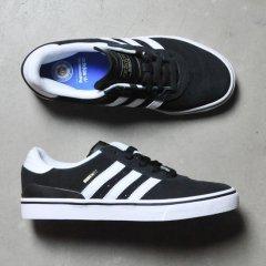 【セール】adidas アディダス ブセニッツ BUSENITZ VULC【BLK×WHT】skateboarding