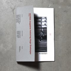 NOTES magaine マガジン 【Hugo Snelooper issue007 】
