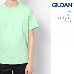 GILDAN 6.0oz ウルトラコットン Tシャツ 無地 ボディ オンス ギルダン 海外ボディ シルクスクリーン 2000