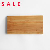 【SALE】Swedish Craft / Cheese Plate (alder) 230X120X10mm