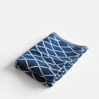 LAPUAN KANKURIT / ESKIMO towel (white-blueberry)
