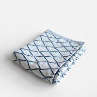 【SALE】LAPUAN KANKURIT / ESKIMO runner (white-blueberry)
