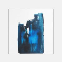 Sarah Martinez / Indigo Abstract No.1 12