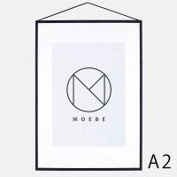 MOEBE / FRAME-A2(Aluminium(Black))