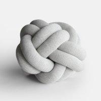 Design House Stockholm / Knot CUSHION(white grey)