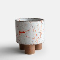 A Question of Eagles / 3leg custon Planter L(Splatter) 01