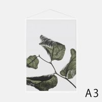 Paper Collective / Floating Leaves 03 A3(Clear)