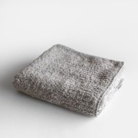 kontex / VITA Face Towel(Ice Gray)【メール便可 1点まで】