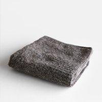 kontex / VITA Face Towel(Brown)【メール便可 1点まで】