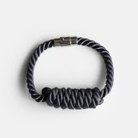 NOEUD / Lineknot-bracelet(GY)【メール便可 3点まで】