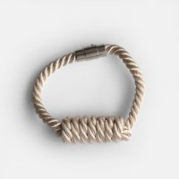 NOEUD / Lineknot-bracelet(BE)
