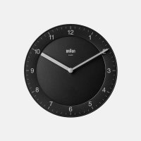 BRAUN / Analog Wall Clock BC06B