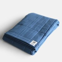 YARN HOME / UKIHA Bath Towel(Indigo)